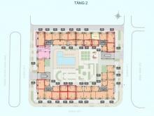 bán Shophouse - TTTM tại tầng 1 & 2 chung cư Q7 Boulavard, 140 m2, giá 9 tỷ 200