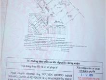 Bán gấp nhà  376/6 Nguyễn Đình Chiểu: 3m x10m, 1 trệt, 1 lửng + 2 lầu