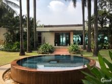 Biệt thự cho thuê khu Villa Riviera, An Phú Quận 2. Diện Tích: 641.6m2. Giá Tốt.