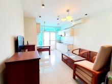 Cho thuê căn 65m2 Hoàng Kim Thế Gia full nội thất, tầng cao thoáng mát, an ninh
