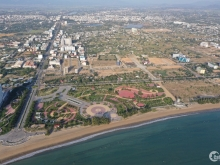 Mở bán suất nội bộ ưu đãi dự án khu đô thị biển Bình Sơn Ninh Thuận. Sổ đỏ.