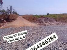 Cần bán 2 miếng đất liền kề nằm trên nhánh đường lớn gần ủy ban, chợ giá 800 tri
