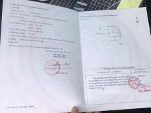 Bán lô đất thổ cư 2 mặt tiền thôn Văn Hòa, xã Hữu Bằng, 150m-1,59 tỷ