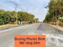 Đất mặt tiền Phước Bình 32m chốt nhanh trong tuần