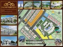 Đất thị xã Phú Mỹ trong tương lai không xa là TP cảng Phú Mỹ
