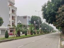 Bán đất mặt đường đôi Hoàng Quốc Việt, TP Hải Dương, 108m2, mt 6m, cực đẹp