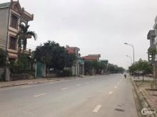 Bán đất mặt đường trục chính Đồng Bưởi, Thạch Khôi, TP HD 80m2, mt 5m, giá tốt