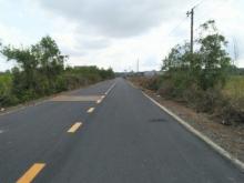 Thửa đất hơn 500m2 với 10m mặt tiền tại thị trấn đất đỏ cần bán.