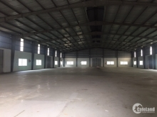 Cho thuê kho xưởng DT 2600m2 Phù Lỗ, Sóc Sơn, Hà Nội