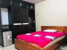 Phòng trọ đầy đủ tiện nghi nội thất, gần BV Hùng Vương