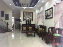 Cho thuê nhà nguyên căn khu Him Lam,Q7: DT 10x20m,hầm,trệt,3 lầu, 55 triệu/th