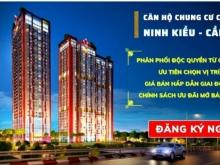 Chung cư tháp đôi trung tâm quận Ninh Kiều
