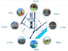 Bán dự án căn hộ trung tâm biển thành phố Quy Nhơn  giá rẻ