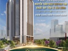 Mở bán dự án Harmony Square Thanh Xuân. Căn góc 3PN giá chỉ từ 3,3 tỷ. CK tới 3%
