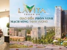 Căn hộ, Officetel cao cấp Thuận An giá chỉ từ 32 triệu/m2