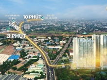 Căn hộ cao cấp Bình Dương - Lavita Thuận An giá 32 triệu, TT 30% nhận nhà