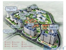 Báng giá căn Bán căn hộ chung cư KĐT Nam cường- ngõ 234 Hoàng Quốc Việt.
