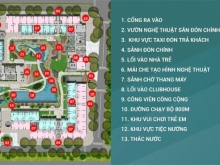 Căn hộ 2PN West Gate trung tâm Bình Chánh giá 2,3 tỷ