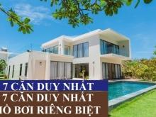 Biệt Thự Aria Vũng Tàu, 480m2-570m2, Giá 38 Tr/m2, Hồ Bơi Riêng, Chiết khấu đến