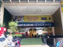 Bán cao ốc Nguyễn Biểu, Phường 1, Quận 5, DT: 11.3 x 30 giá 210 tỷ TL