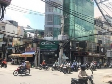Nhà phố rẻ 1 trệt 4 lầu Trần Huy Liệu F12 Q. Phú Nhuận TP.HCM 24 tỷ