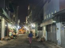 Hẻm nhựa 6M – Huỳnh Thiện Lộc – 71M2 – 2 Tầng – Giá rẻ.