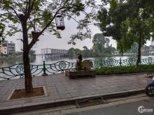 Mặt phố Yên Hoa - Tây Hồ, 250m mặt tiền 6.6m kinh doanh siêu đỉnh