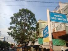 Nhà mặt phố kinh doanh đường nguyễn trãi p9 tp cà mau