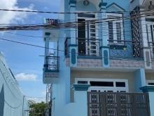 Nhà mới 1 lầu, 2 pn, 2wc, hẻm otto ngã Ba Mỹ Hạnh 4x11 giá 840tr shr
