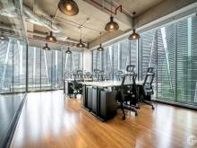 Bán tòa nhà văn phòng căn góc 2MT đường, Đakao, Q1, 508m2, 2 hầm + 12 tầng