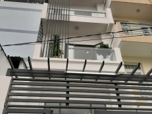 Bán gấp nhà 5 tầng hẻm 302 Phan Huy Ích,P.12:Hẻm xe hơi,full nội thất,giá rẻ
