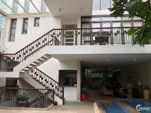 Cho thuê biệt thự mặt tiền đường số 11, Thảo Điền, Quận 2. Diện tích: 470m2. Giá