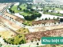 Biên Hoà New City mở bán 7 lô Biệt thự đồi view sân gôn giá 14 triệu/m2