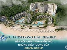 Cơ hội đầu tư chỉ 200 triệu cho dự án căn hộ Charm Resort Long Hải