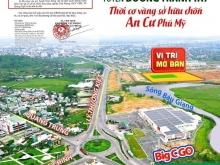 Đất nền khu đô thị Phú Mỹ Quảng Ngãi giá 10.8 tr/m2 Sổ hồng trao tay NH hỗ trợ