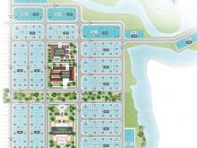 Bán nền VQ1-11-07 đối diện trường học dự án Biên Hòa New City giá nhất khu