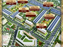 Đất nền sổ đỏ đô thị ÂN PHÚ giá chỉ 668TRIỆU(30%)