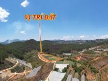 Bán đất Đà Lạt sồ hồng 500m2 taị Phường 11 trung tâm thành phố