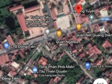 Bán đất  ven biển ngay trường mầm non và trường tiểu học- Bàng La - Đồ Sơn - Hải