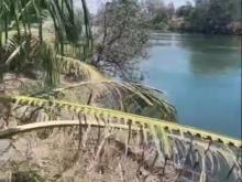 Đất thổ cư Hàm Thuận Nam giá 1tr/m2, có nhà sẵn, giáp sông Cà Ty, đường bê tông.