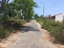 Chính chủ cần ra đi nhanh lô 194m2 đường Bà Bình, xã Cẩm Hà, Hội An