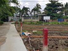Bán lô đất vuông bức An Phú Tây, xã Hưng Long, Huyện Bình Chánh. Giá 2,4 tỉ