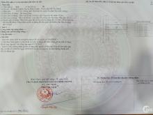 Chủ gửi 3 lô đường Quốc Lộ 1A đối diện chợ Bình Chánh 3 tỷ 350 triệu/135m2
