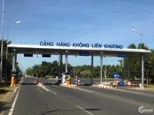 Bán đất 120m2 gần sân bay Liên Khương - Đà Lạt chỉ 15p