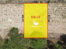 Bán đất Nhơn trạch 316m2 Full thổ cư ngang 15m thích hợp xây phòng trọ, Gần KCN