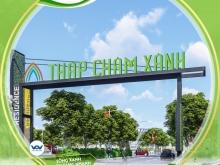 Dự án Tháp Chàm Xanh khu đô thị xanh đầu tiên tại Ninh Thuận