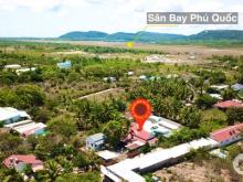 Bán mảnh đất 202m có 4 căn hộ cho thuê tại Suối Mây TP Phú Quốc