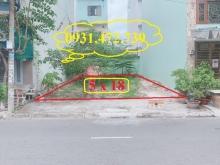 Bán nền đất ở xã Phạm Văn Hai, Huyện Bình Chánh, TC, SHR