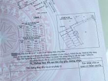 Bán gấp lô đất sổ hồng 92,3m2 Huỳnh Tấn Phát, P.Tân Phú, Quận 7, TPHCM