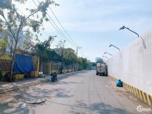 đất trống 5,2x19m đường số 7 khu lý phục man phường bình thuận Q7+95t/m2